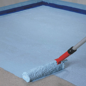 Waterproofing with Mapei